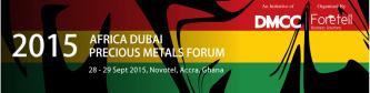AFRICA DUBAI PRECIOUS METALS FORUM