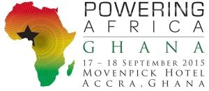 Powering Africa Ghana logo