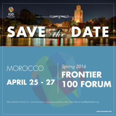 Frontier 100 Forum