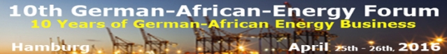 german african energy forum
