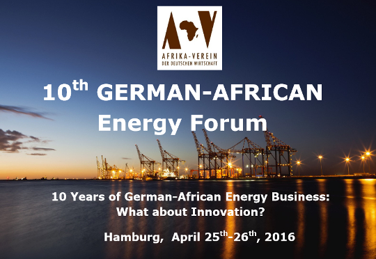 GermanAfricanEnergyForum2