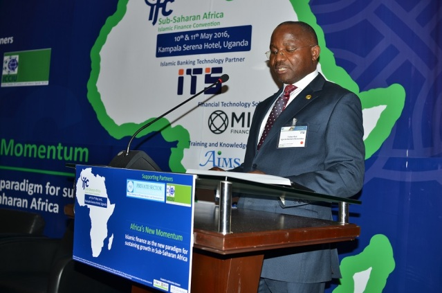 Fabian Kasi,Chairman,Uganda Bankers Association